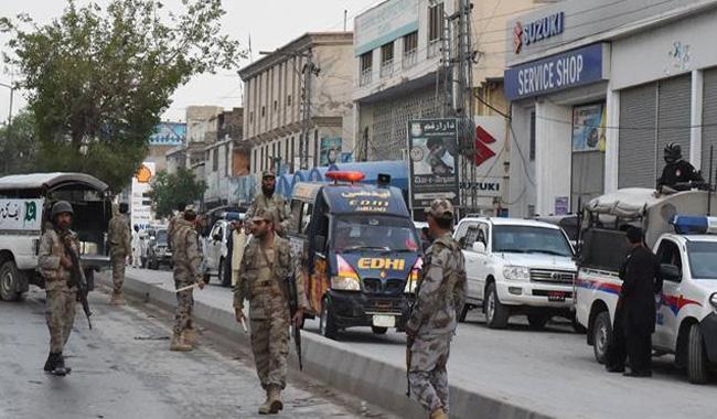 Two major terror incidents rock Balochistan