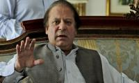 Accountability being controlled from somewhere else: Nawaz