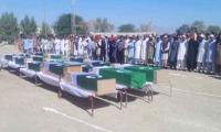 Turbat massacre: 15 bodies shifted to Lahore in military aircraft