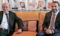 Hariri free to leave: Saudi Arabia
