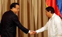China, Philippines to avoid force in S China Sea dispute