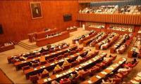 Senate fails to take up bill on delimitation