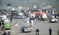 Stalemate in talks with dharna leaders