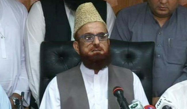 Govt must accept demands of protesters: Mufti Muneeb