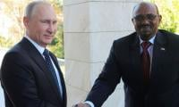 Bashir asks Putin for 'protection' from US