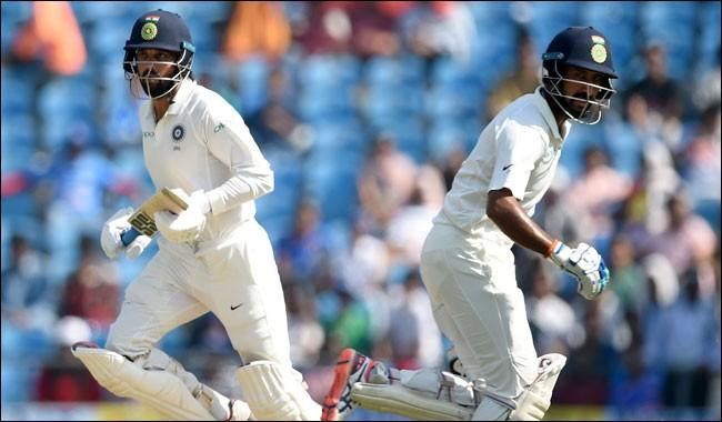 India strike early as Sri Lanka struggle at 47/2 in second Test