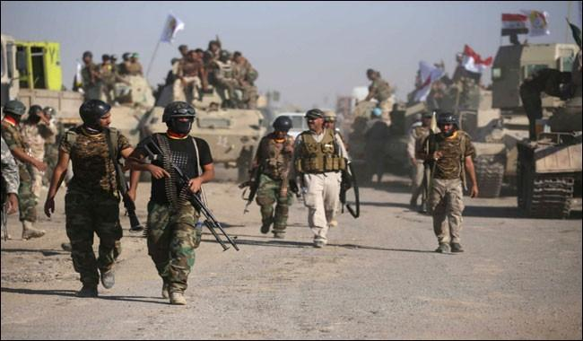 IS conflict: Iraq begins final push to clear western desert