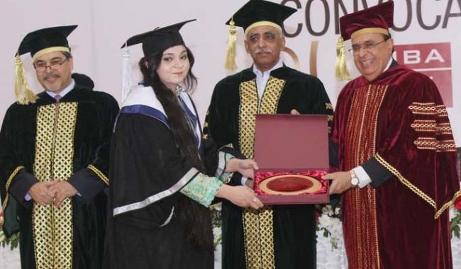 892 graduates awarded degrees at IBA convocation