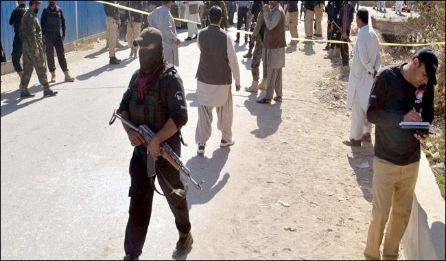 Child martyred, two injured in Chaman terror attack