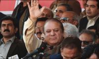Nawaz keeps up his hard line despite opposition
