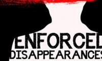 'Enforced disappearances are a threat to democratic order'
