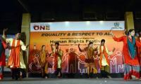 Colourful festival at Lok Virsa marks the day