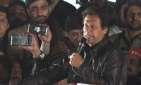 Won't spare former NAB chief: Imran
