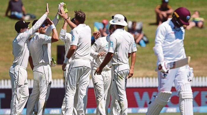 New Zealand wrap up series