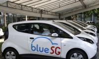 Singapore launches electric car-sharing service!
