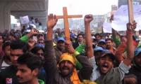 If Faizabad rioters can be freed, why are Christian protesters still in jail?