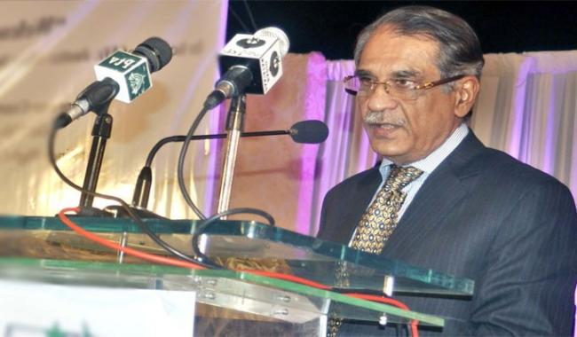No one can pressure judiciary from outside: CJP Mian Saqib
