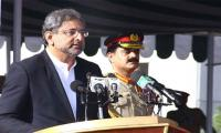 Wishing peace is not weakness: PM Abbasi