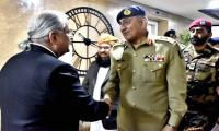 COAS's in-camera briefing: Action ready against senators for leaking contents