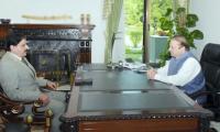 Nawaz, NSA Nasser Janjua hold five-hour-long meeting
