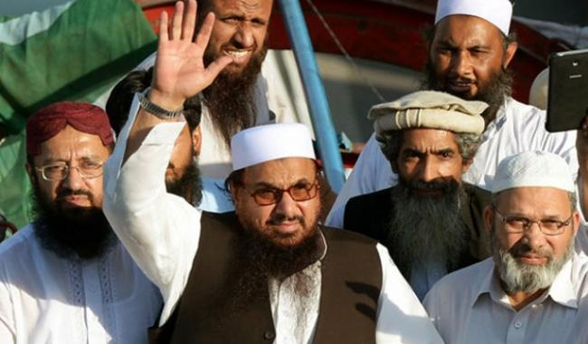 Amid Pressure From The US, Pak Bans Donations to Hafiz Saeed's JuD