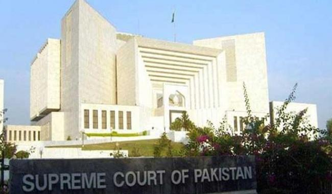 SC issues notices to Nawaz, others in pleas challenging Election Act 2017