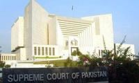 SC takes up petitions against Nawaz heading party