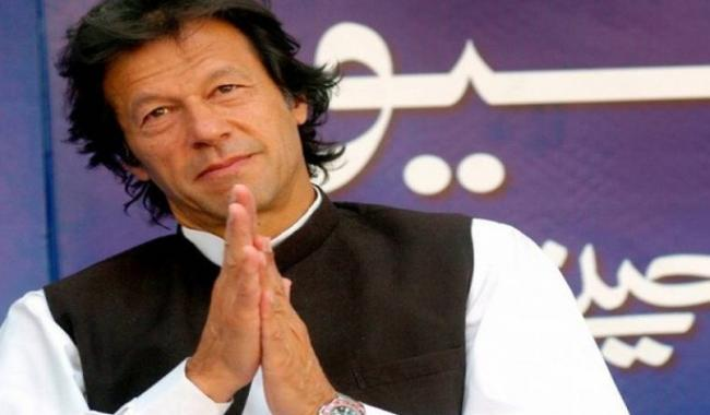 Paper says Imran has married for third time