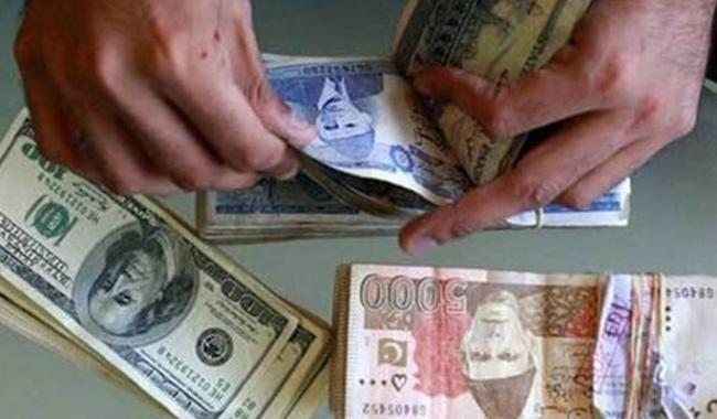 Rupee touches record high of 113 against dollar in open market