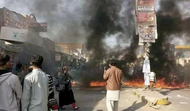 Kasur erupts in anger after minor's murder: Two protesters shot dead by police