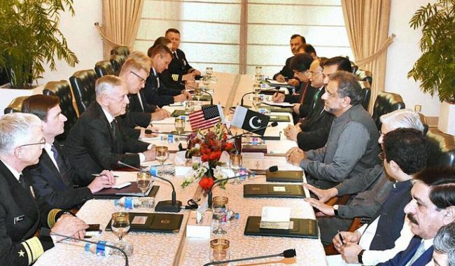 Pakistan says bearing brunt of US policies