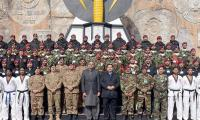Army's sacrifices secured peace: PM
