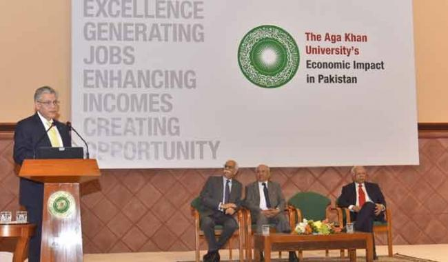AKU supports 33,000 jobs annually in Sindh: study