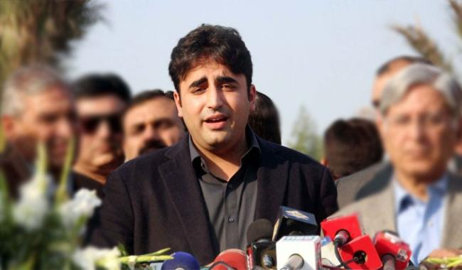 Bilawal asks Sindh govt, civil society to draw up joint plans