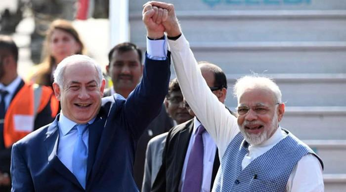 Israel PM Benjamin Netanyahu set to arrive in India today