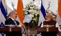 India and Israel sign nine agreements