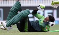 Shoaib suffers delayed concussion signs
