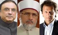 Qadri's show only reflects deep division, mistrust