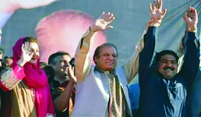 2018 elections to judge the judgment: Nawaz