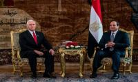 Pence starts ME tour amid Arab anger over al-Quds