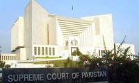 SC rejects plea to suspend Nawaz's PML-N leadership