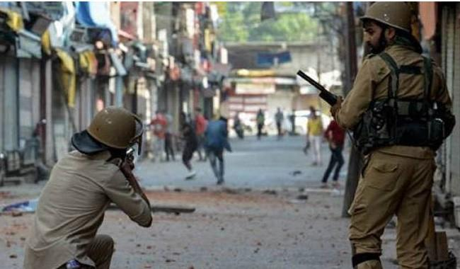 Peaceful Republic Day In Kashmir Under Tight Security
