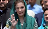 Maryam robust entrant in PML-N election campaign