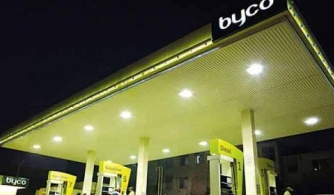Byco brings five-time raise in gasoline production