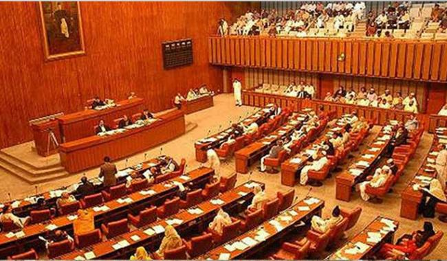ECP completes process of receiving nomination papers for Senate elections