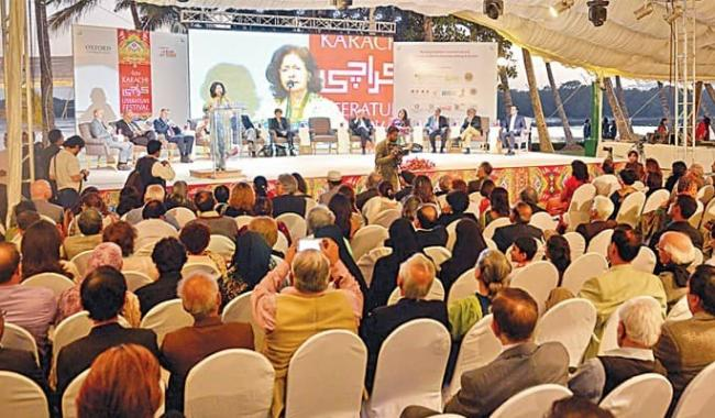 'KLF affords us a chance to speak against inequities of society'