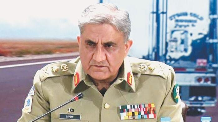 Pakistani army chief confirms death sentence to 7 hardcore terrorists: army