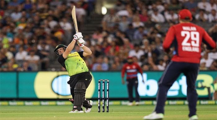 Australia wins toss, will bowl 1st vs England in MCG T20