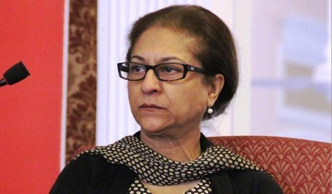 Asma Jahangir: Her life in pictures