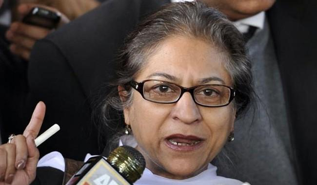 Asma Jahangir: A great voice for rule of law, constitutionalism